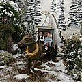 La neige est tombée (Village de Noêl 2012)