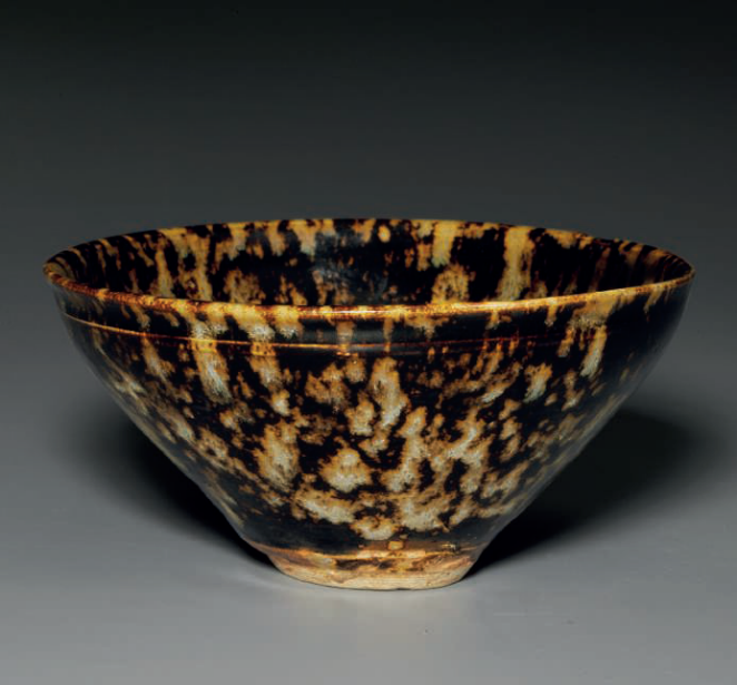 A_Jizhou__tortoise_shell__glazed_bowl__Southern_Song_dynasty__1127_1279