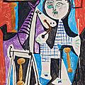 Pablo picasso (1881-1973), claude à deux ans, 9 june 1949