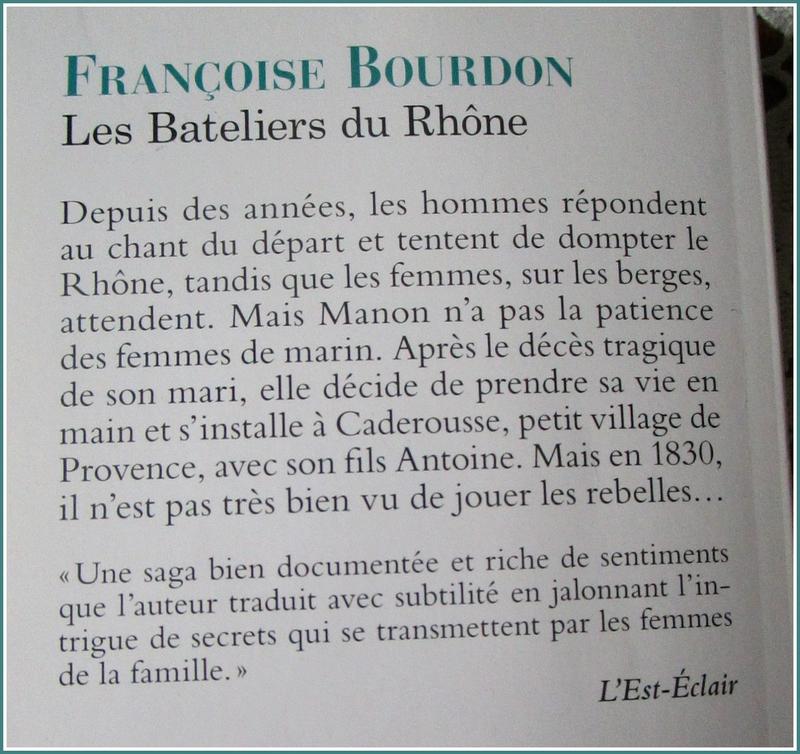 Les Bateliers du Rhône_dos