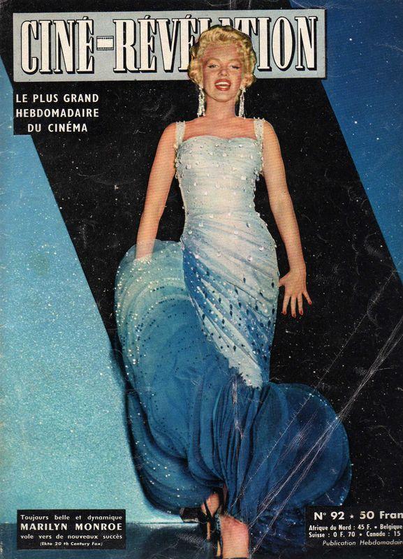 Ciné révélation 1955