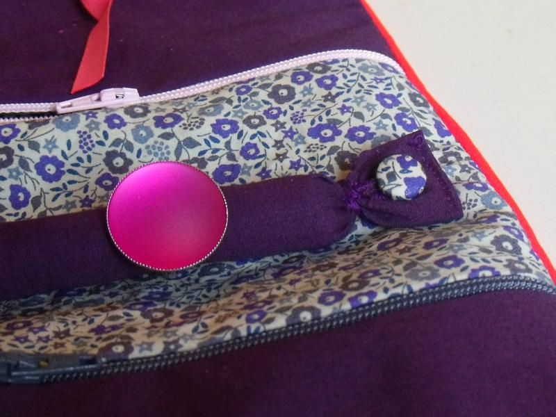 Trousse à bijoux détail