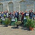 Fête printanière des plantes de saint-jean de beauregard