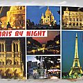 01 Paris la nuit