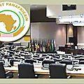Le président du parlement africain à l'ue sur les droits du sahara