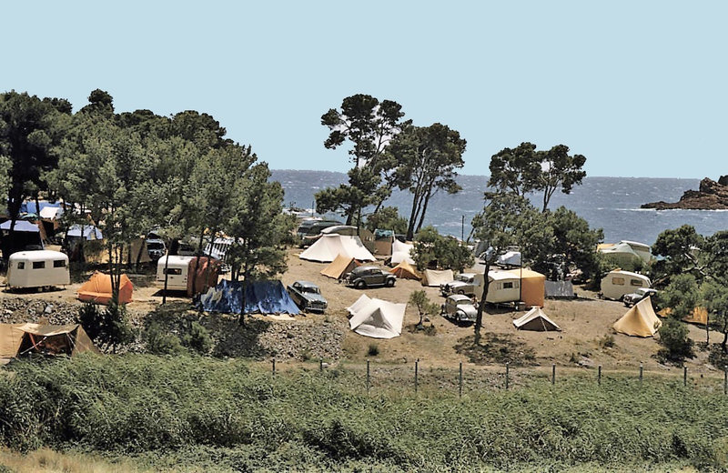 Camping d'hier !