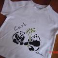 tee-shirt Carl