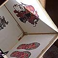 intérieur boîte japonaise