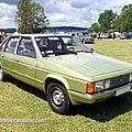 Talbot tagora gls de 1980 (1980-1983)(retro meus auto madine 2012)