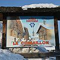 18/03/13 : une station de ski : le chinaillon # 1