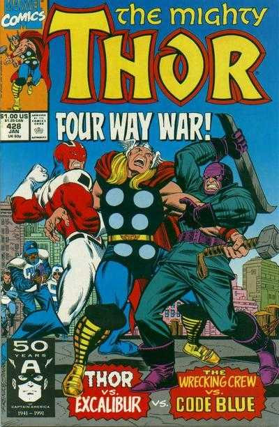 mighty thor 1966 428