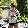 Florence foresti, plus mini c'est plus une jupe!