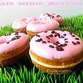 { vrais } mini donuts ! real mini doughnuts