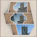 Vue sur les clochers....