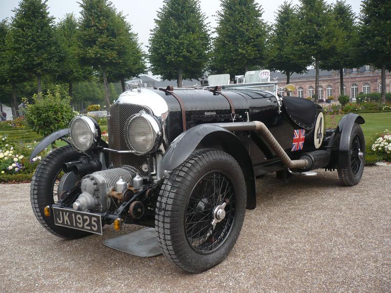 BENTLEY 4 1-2 Litre Supercharged Le Mans 1931 Schwetzingen (1)