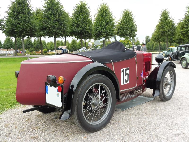 MG M-Type Midget 1931 Schwetzingen (2)