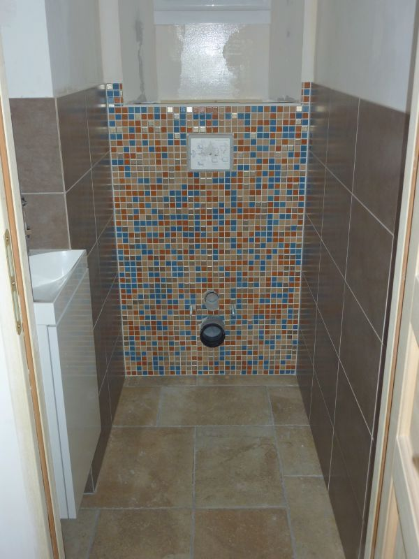 Beautiful Mosaique Multicolore Salle De Bain Images - House Design ...