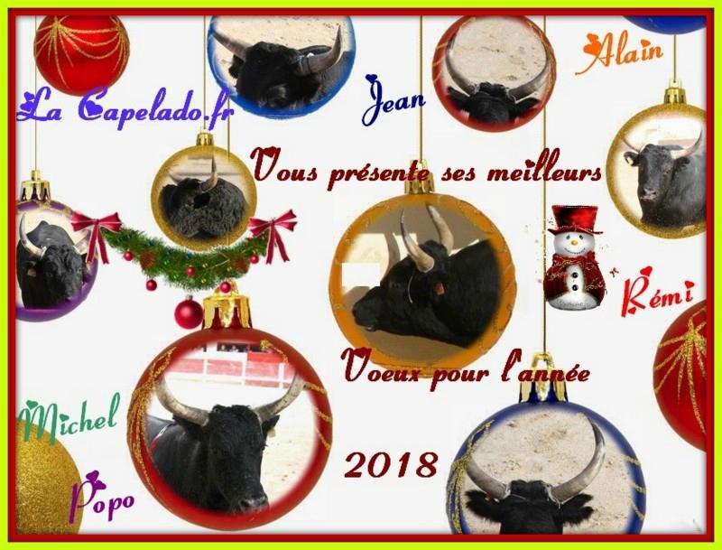 bonne capelado - année 2018