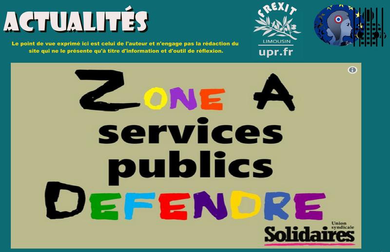 act zad services publics