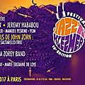 Festival jazz'n klezmer #16 du 15 novembre au 4 décembre