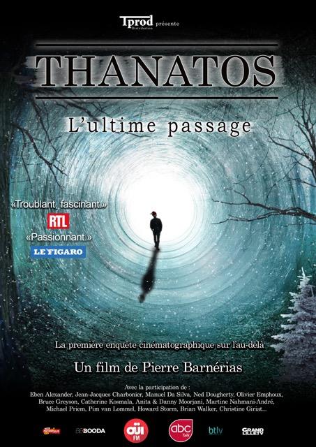 THANATOS: LE FILM ÉVÉNEMENT SUR LES EXPÉRIENCES DE MORT IMMINENTE AU FELLINI le 9 OCTOBRE 2020