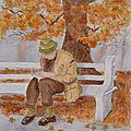 L'hiver en automne