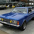 Ford taunus gt coupe (tc), 1970 à 1976
