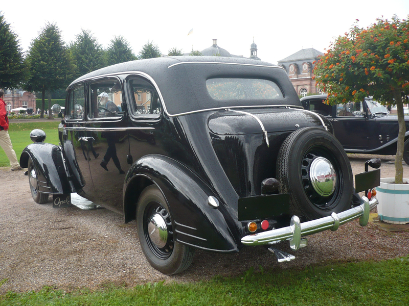 OPEL Super Six 2