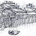 Fenghuang, le village du phénix