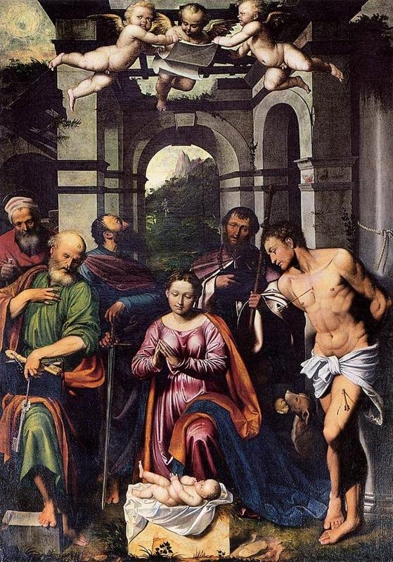 11831 PIAZZA callisto crema Santissima-Trinità