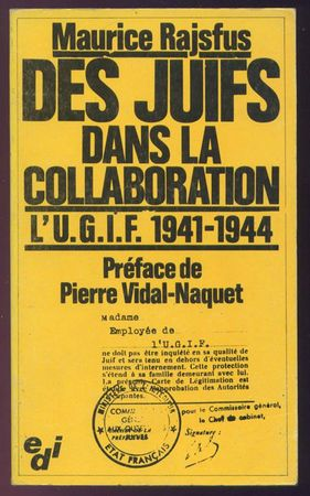 juifs-collaboration