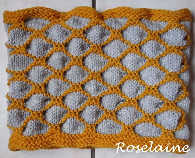 Roselaine Roulette Chic Cowl 2