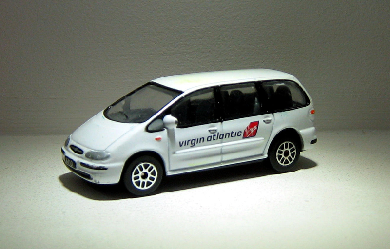 Ford Galaxy (Realtoy)