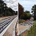 T13 : les premiers rails