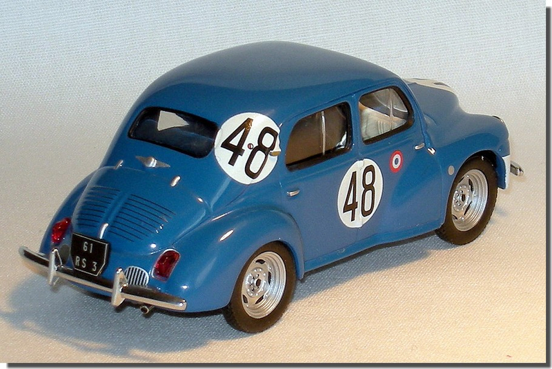 Renault 4cv Le Mans 48 A 2