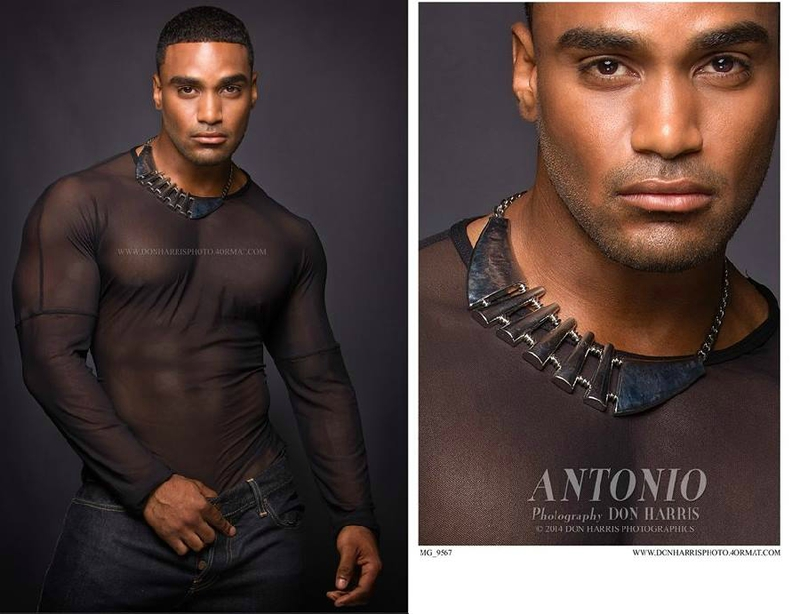 Antonio Stephen by Don Harris-2