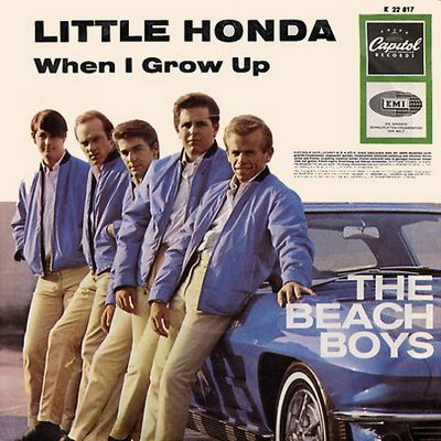Little Honda Beach Boys