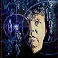Gary moore ...huile sur toile by hazoo!
