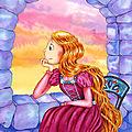 1. Rapunzel