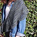 Mon pebble beach shawl