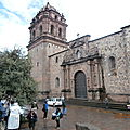 eglise santo domingo cusco