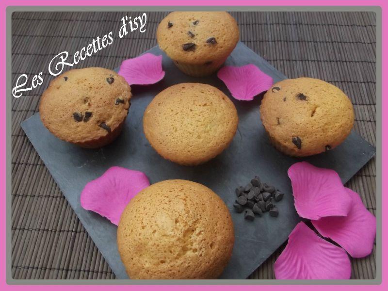 muffins choco