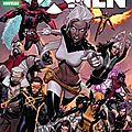 Panini marvel x-men v5 inhumains vs x-men