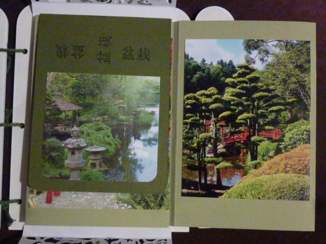 18g Mini album Jardin