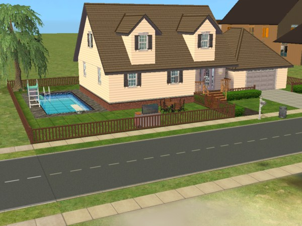 Extra: Maisons de Pleasantview