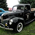 Ford 1/4 ton pickup-1940