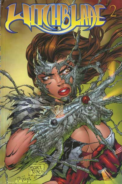 editions USA witchblade 02