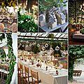 Mariage *garden party*