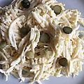 Salade de céleri-rave