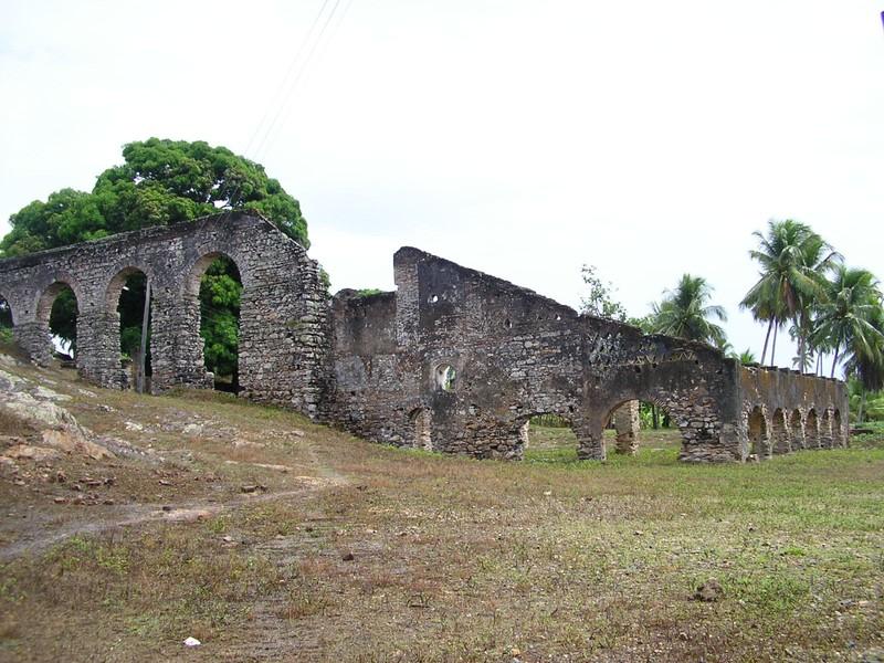 Ruines Aqueduc